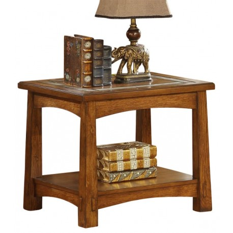 Craftsman Home End Table Eaton Hometowne Furniture