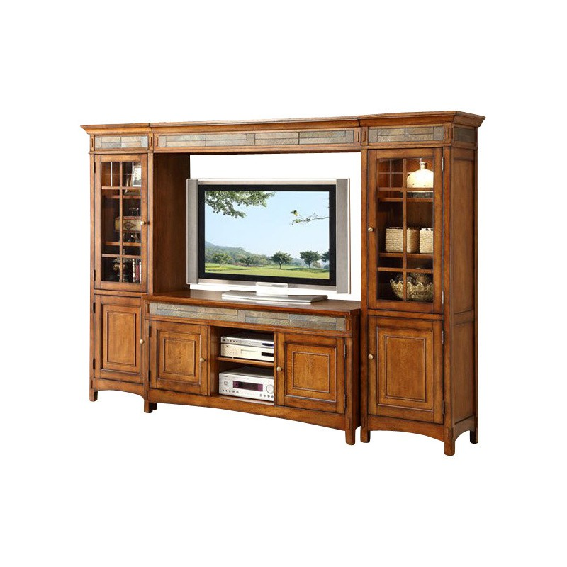 Craftsman Home Entertainment Wall Eaton Hometowne