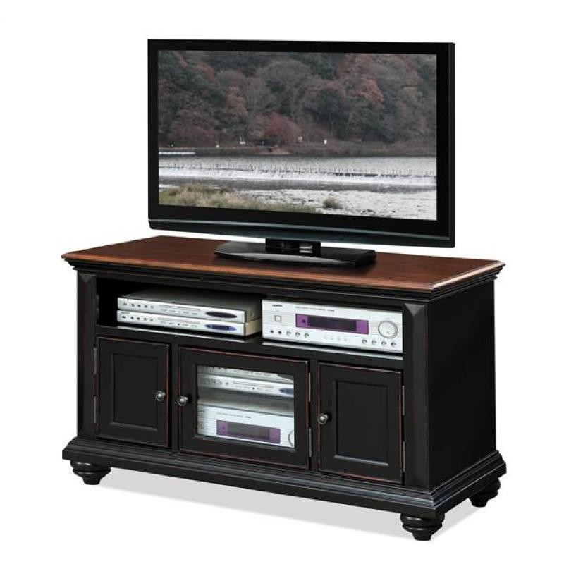 Richland 50 inch tv console eaton hometowne furniture for 100 inch media console