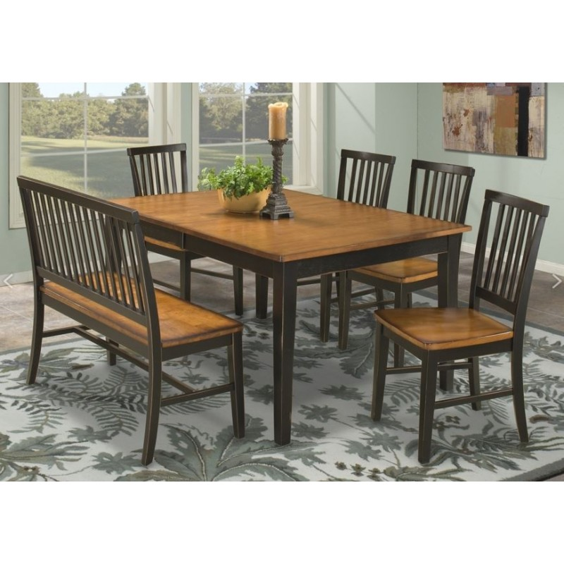 Arlington 6pc Dining Set Eaton Hometowne Furniture Eaton And Greater Dayton Ohio