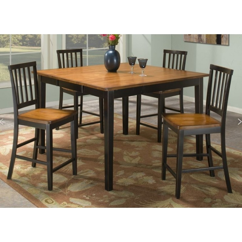 Arlington 5pc Pub Dining Set Eaton Hometowne Furniture