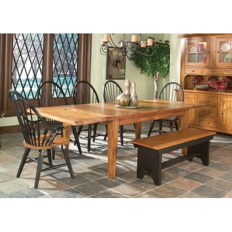 Rustic Traditions 7pc Dining Set