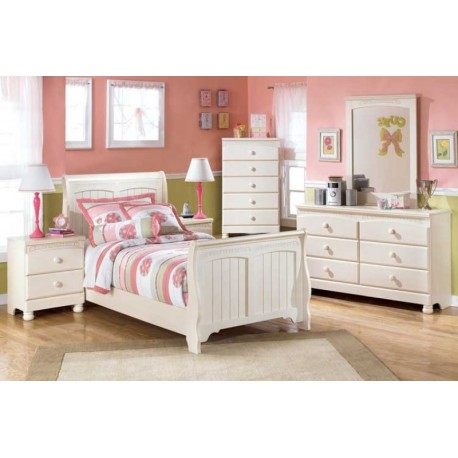Cottage retreat youth bedroom collection eaton hometowne furniture eaton and greater dayton for Cottage retreat bedroom set