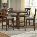 Andover Park Hi-Lo Round Dining Collection
