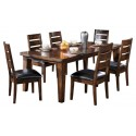 Larchmont Rectangular Table Dining Set