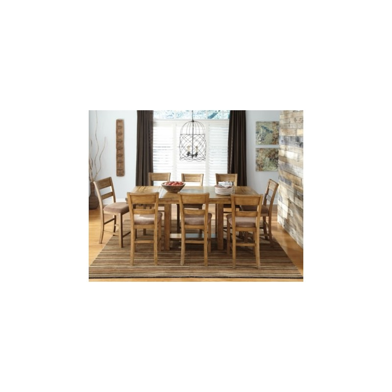 Krinden Counter Height 9pc. Dining Set ...