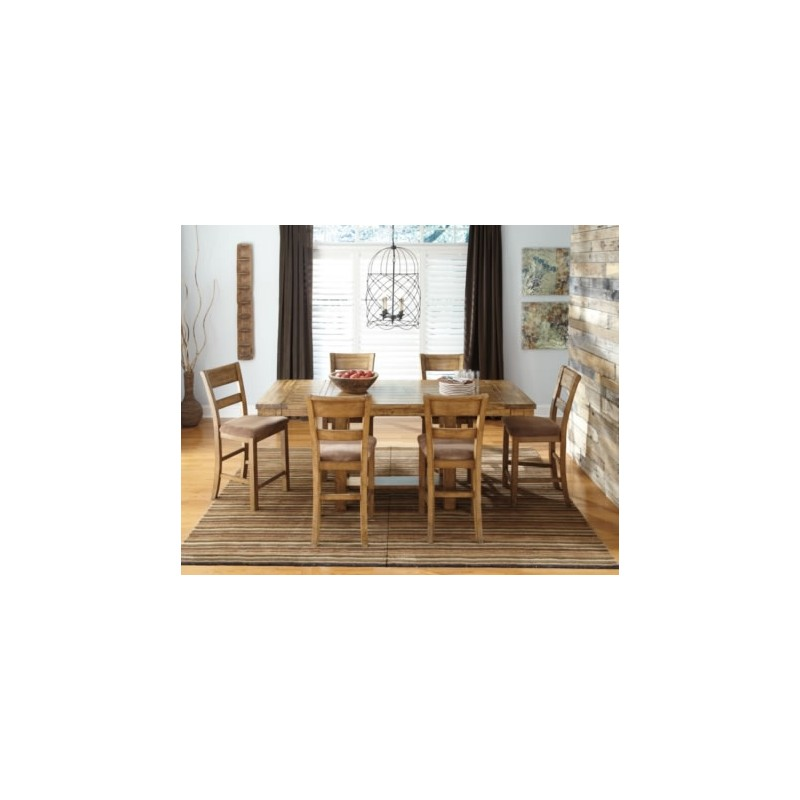 Krinden Counter Height 7pc Dining Set Eaton Hometowne