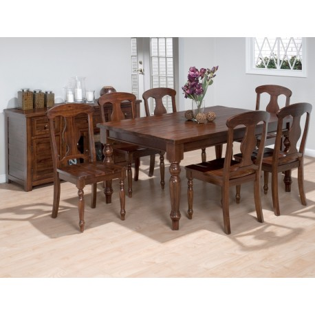Urban Lodge 7pc Dining Room Group