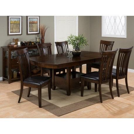 Mirandela Birch 7pc. Dining Group