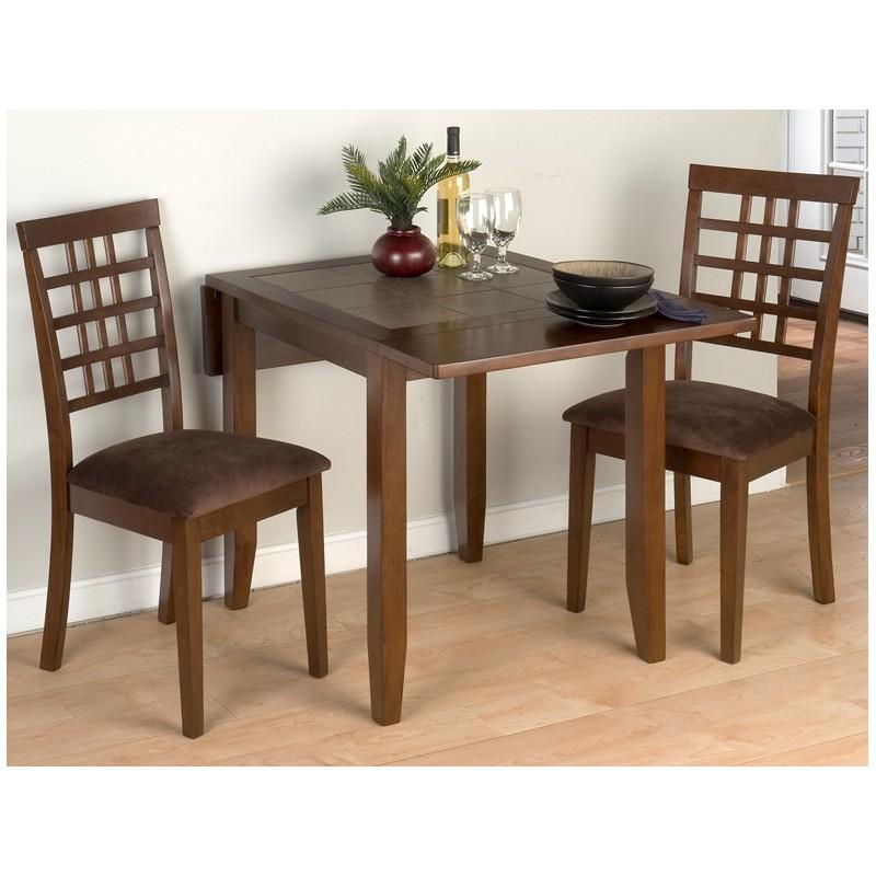 Caleb 3 Piece Drop-Leaf Table Set - Eaton Hometowne Furniture ...