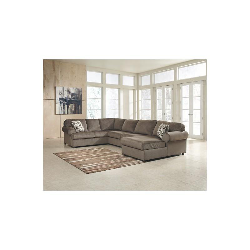 Awesome Jessa Sectional Eaton Hometowne Furniture Eaton And Greater Dayton Ohio Spiritservingveterans Wood Chair Design Ideas Spiritservingveteransorg