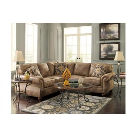 Larkinhurst Sectional Eaton Hometowne Furniture Eaton And Greater Dayton Ohio