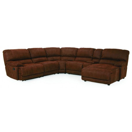 Cheers 8698 Reclining Sectional