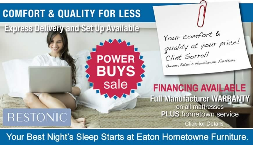 Mattress Power Buys Sale